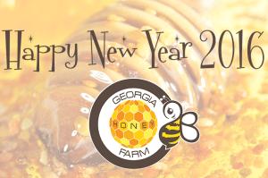 Georgia Honey Farm New Years Resolutions