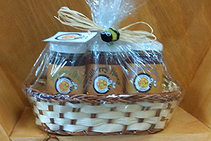 Georgia Honey Farm Gift Basket