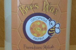 Bees Wax furniture polish