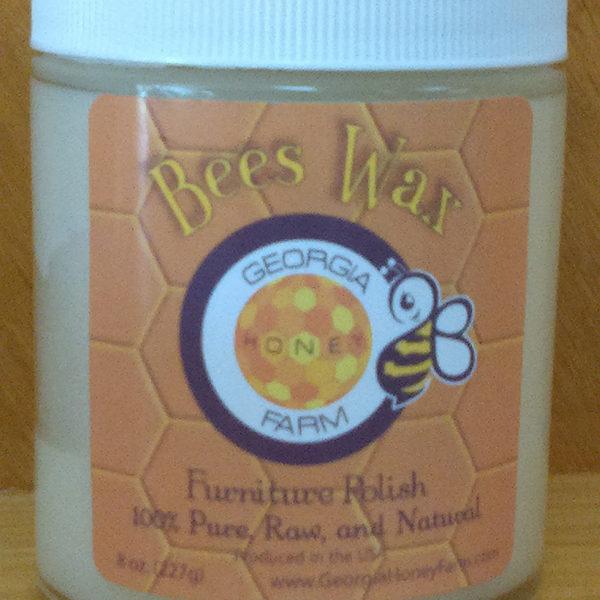 Bees wax furniture polish 2